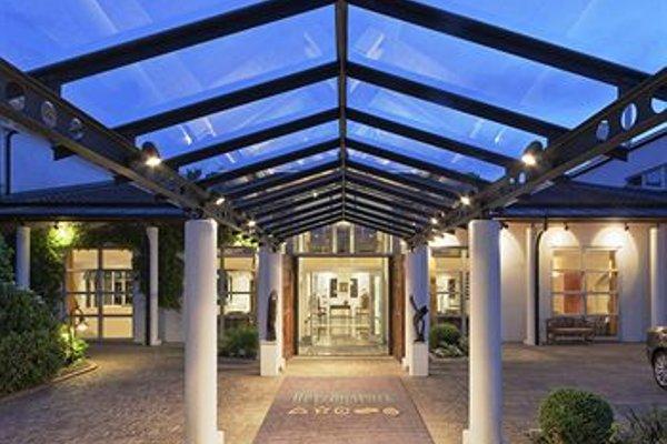 Hotel Herzogs Park - фото 21