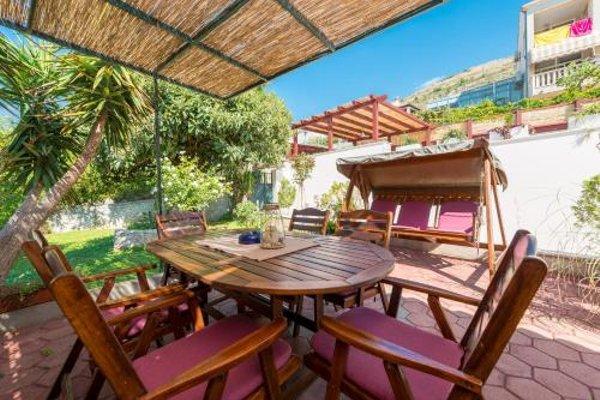 Studios Apartments Miljas 2 - фото 13