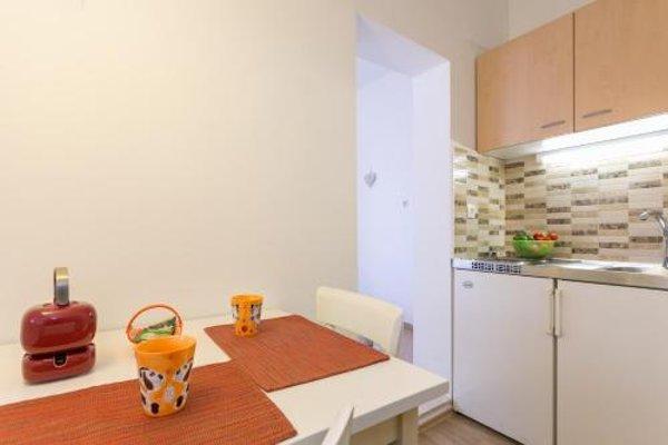 Studios Apartments Miljas 2 - фото 7
