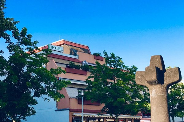 Hotel garni Marktterrassen - фото 22