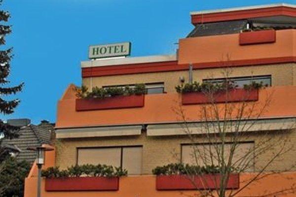 Hotel garni Marktterrassen - фото 23