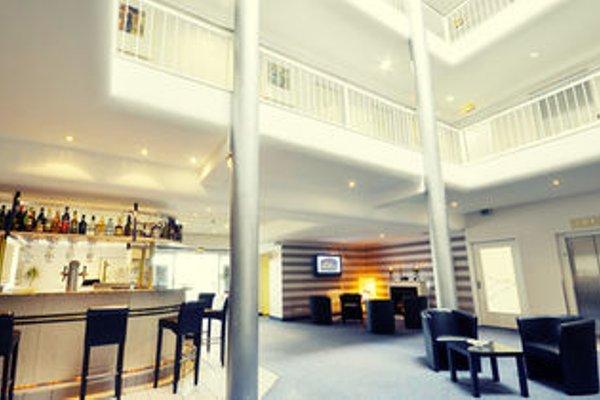Best Western Hotel Helmstedt - фото 15