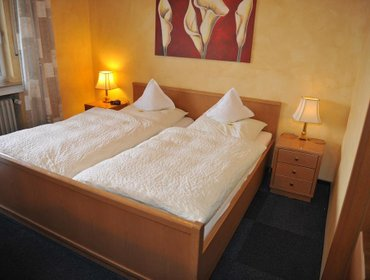 Гестхаус Hotel Pension Haus Berghof