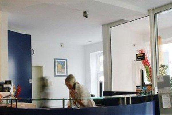 hogh Hotel Heilbronn - фото 19