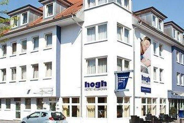 hogh Hotel Heilbronn - фото 22