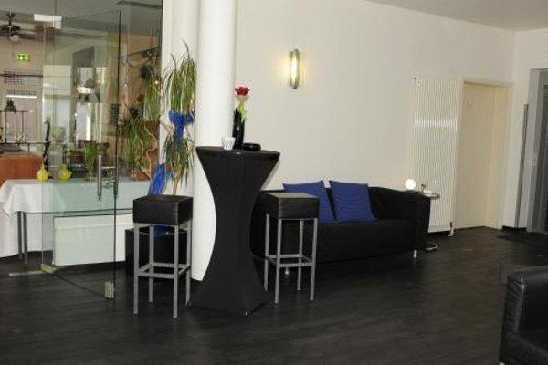 hogh Hotel Heilbronn - фото 6