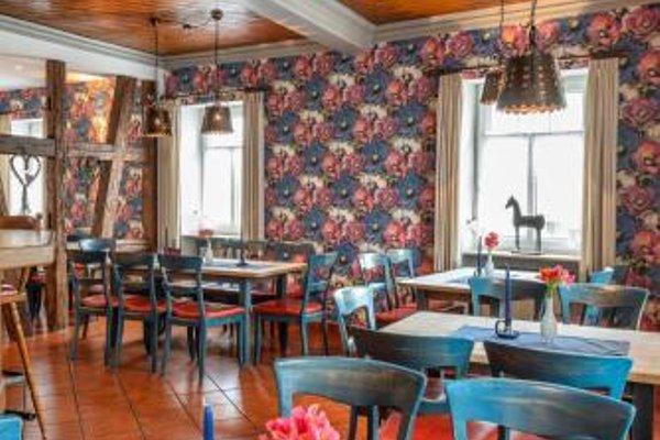 Hotel Gasthof Zum Rossle - фото 11