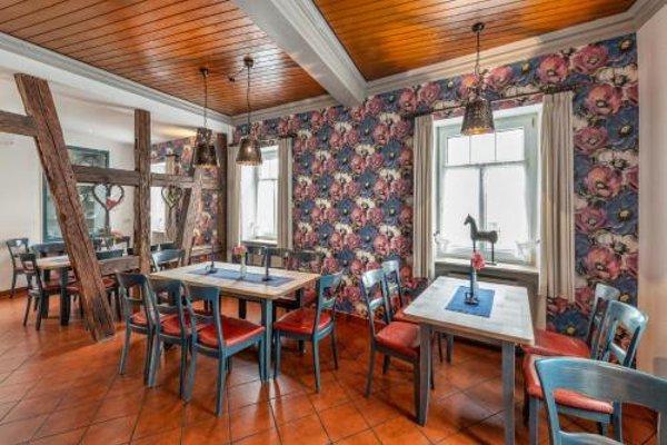 Hotel Gasthof Zum Rossle - фото 20