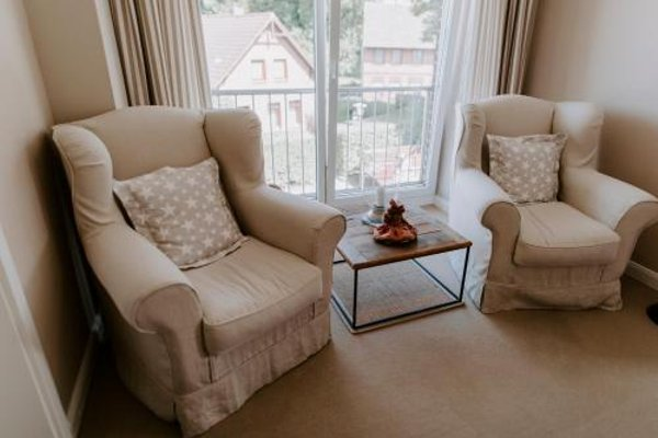 StrandHotel Seeblick, Ostseebad Heikendorf - фото 50