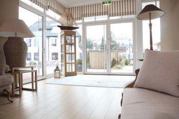 StrandHotel Seeblick, Ostseebad Heikendorf - фото 3