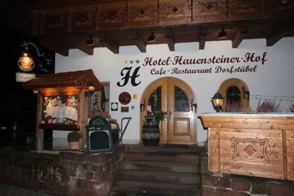 Hotel-Hauensteiner-Hof - фото 17