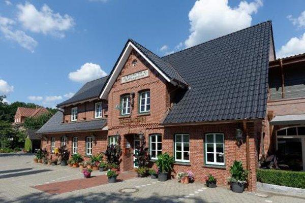Sellhorn, Ringhotel Hanstedt - фото 23