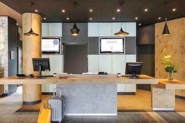 ibis Hotel Hannover City - фото 15