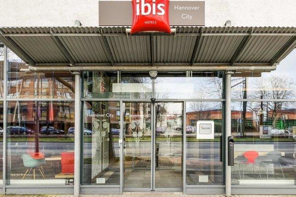 ibis Hotel Hannover City - фото 18