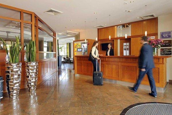 Mercure Hotel Hannover Oldenburger Allee (ех. Park Inn Hannover) - фото 13