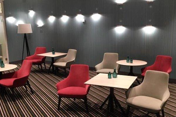 Mercure Hotel Hannover Oldenburger Allee (ех. Park Inn Hannover) - фото 16