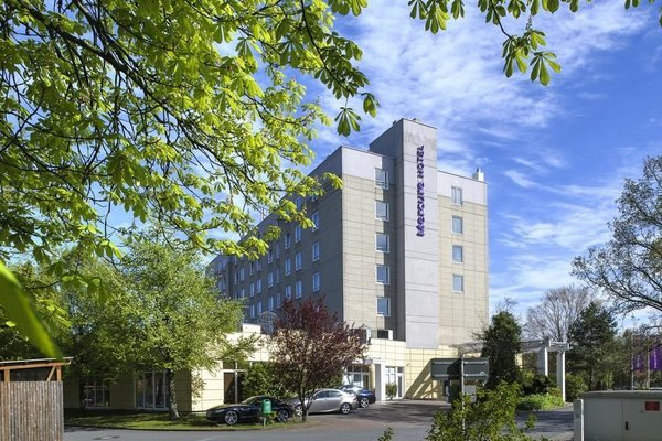 Mercure Hotel Hannover Oldenburger Allee (ех. Park Inn Hannover) - фото 20