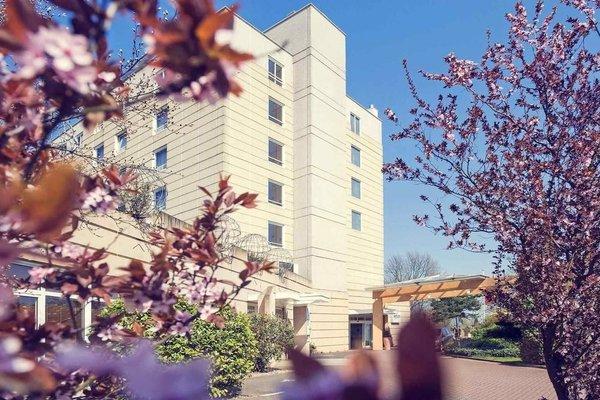 Mercure Hotel Hannover Oldenburger Allee (ех. Park Inn Hannover) - фото 21
