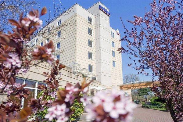 Mercure Hotel Hannover Oldenburger Allee (ех. Park Inn Hannover) - фото 22