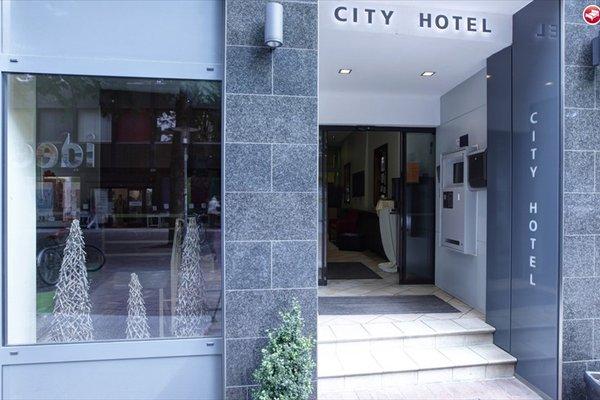 City Hotel Hannover - фото 15