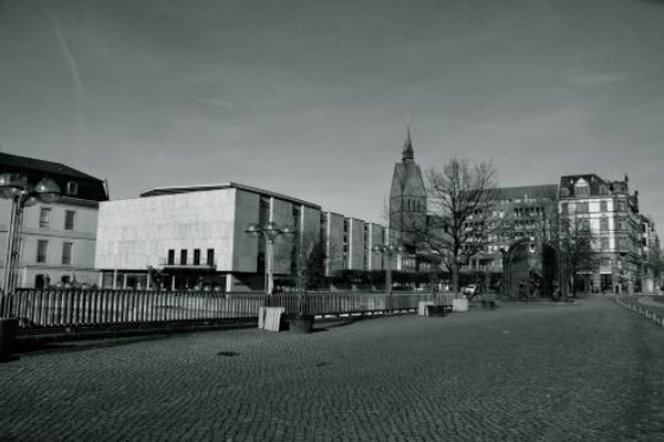 Pro Messe Hotel Hannover (ех. Prodomo Messehotel) - 17