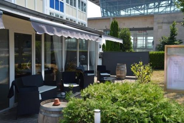 Pro Messe Hotel Hannover (ех. Prodomo Messehotel) - 18