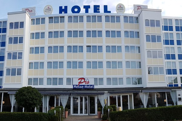 Pro Messe Hotel Hannover (ех. Prodomo Messehotel) - 20