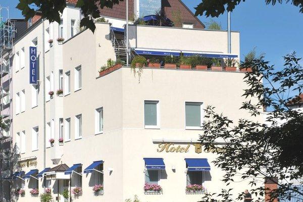 Hotel Savoy Hannover - фото 21