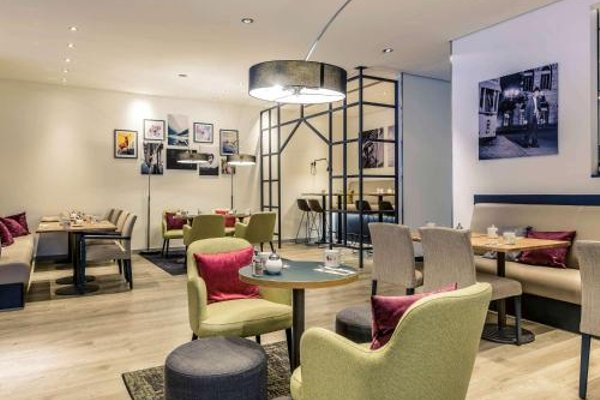 Mercure Hotel Hannover Mitte - фото 12