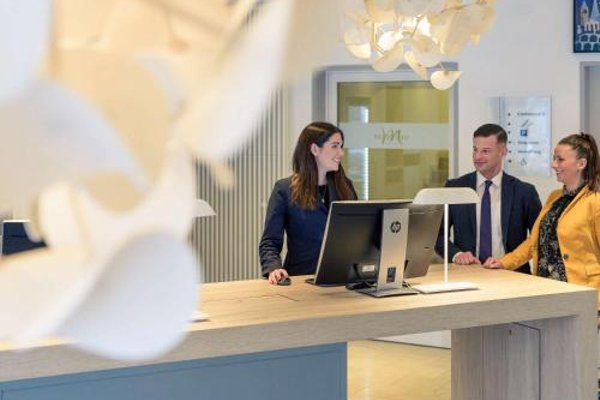 Mercure Hotel Hannover Mitte - фото 16
