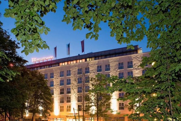 Mercure Hotel Hannover Mitte - фото 21