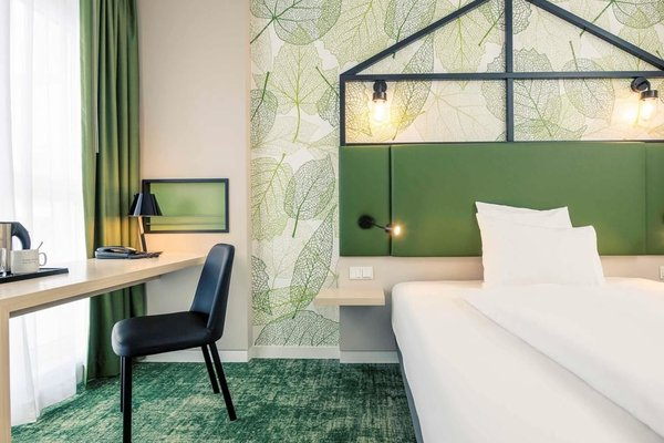 Mercure Hotel Hannover Mitte - фото 4