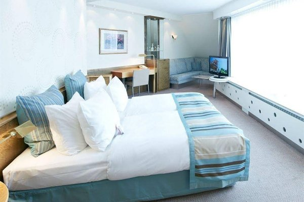 Crowne Plaza - Hannover - фото 26
