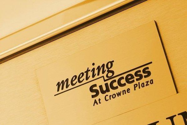 Crowne Plaza - Hannover - фото 17