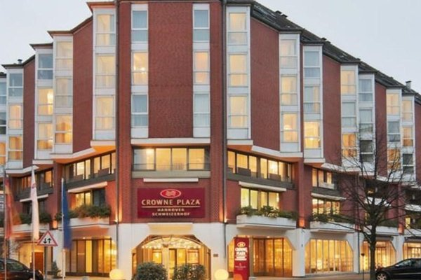 Crowne Plaza - Hannover - фото 22