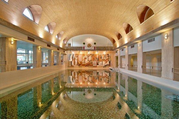 Hotel Warmbaderhof - фото 17