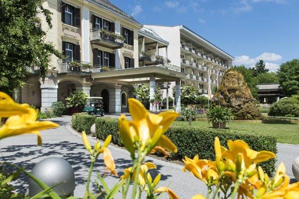 Hotel Warmbaderhof - фото 22