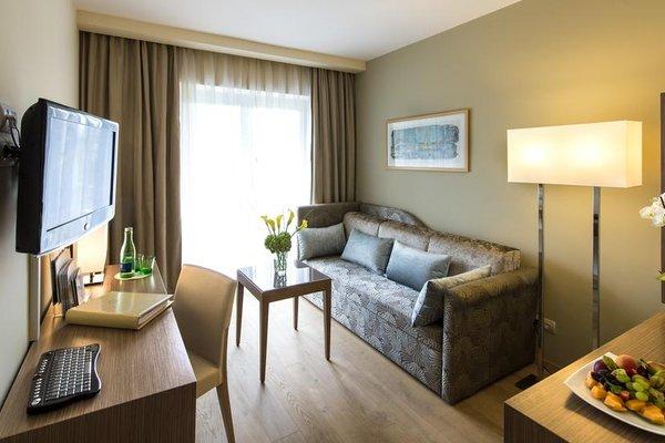 Hotel Warmbaderhof - фото 4