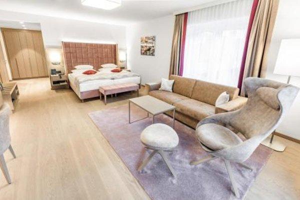 Hotel Warmbaderhof - фото 5