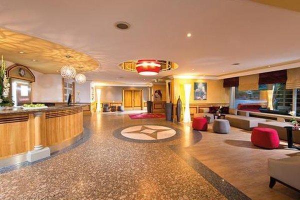 Leonardo Hotel Hannover (ех. Queens) - 11