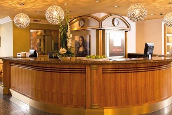 Leonardo Hotel Hannover (ех. Queens) - 14