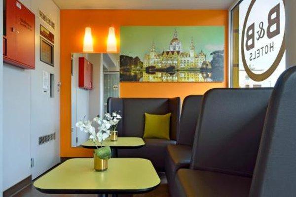 B&B Hotel Hannover - фото 11
