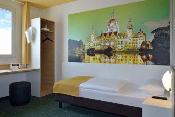 B&B Hotel Hannover - фото 4