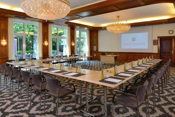 Best Western Premier Parkhotel Kronsberg - фото 16