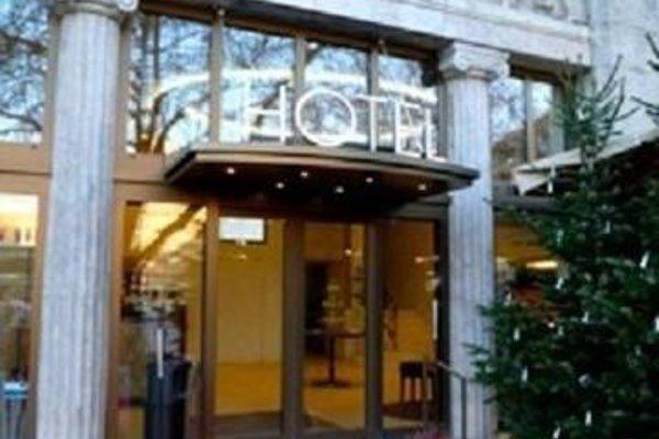 Central-Hotel Kaiserhof - фото 20