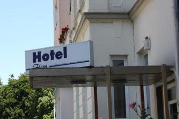 Hotel Flora - 22