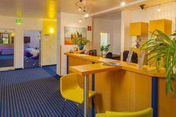 Hotel in Herrenhausen - фото 19