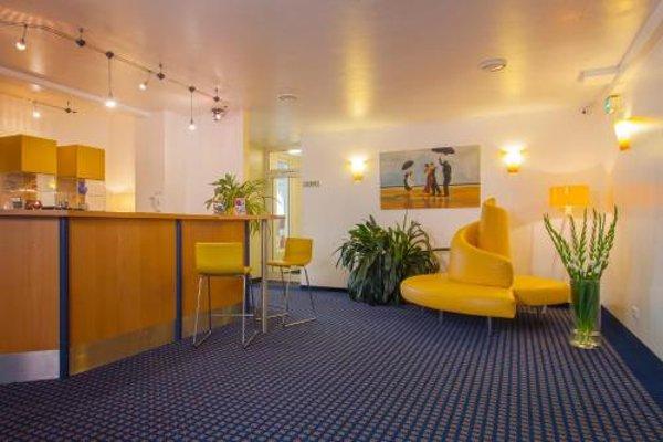 Hotel in Herrenhausen - фото 21