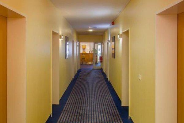 Hotel in Herrenhausen - фото 22