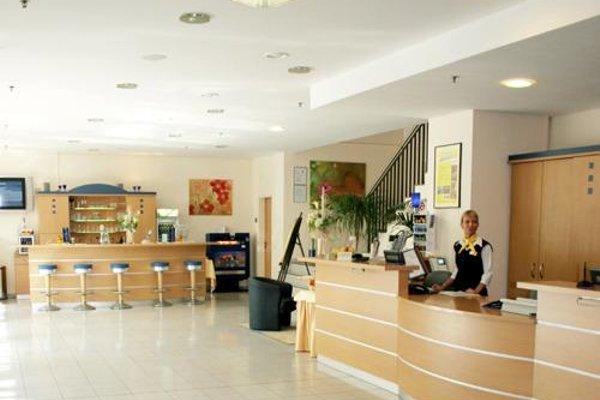 ANDOR Hotel Plaza - фото 14